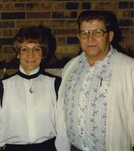 Image of Joan and Albert Haase