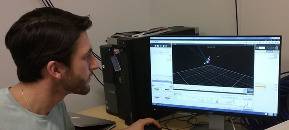 Motion Tracking Research image