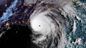 Image of a hurricane