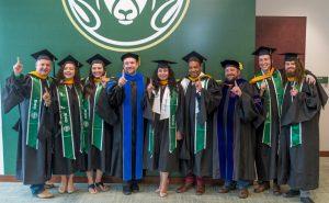 Image of graduating class of 2019