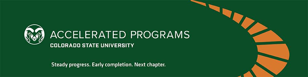 Accelerated Programs at CSU